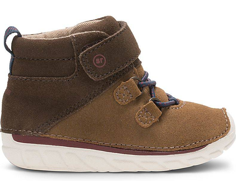 Stride Rite SM Oliver in Brown by Stride Rite