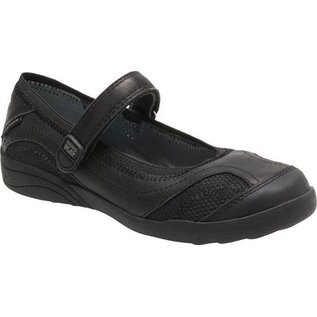 Stride Rite Jules Black Mary Jane Made 2 Play Shoe by Stride Rite