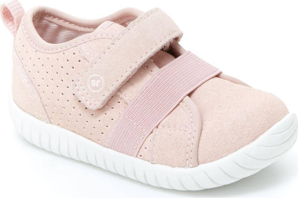 Stride Rite SRT Riley Shoe by Stride Rite in Blush Pink