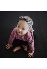 North Kinder Organic Cotton & Bamboo Headband by North Kinder (Made in Canada)