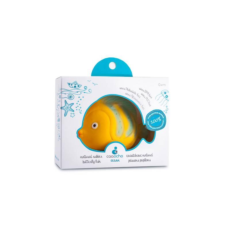 Caaocho Natural Rubber Bath Toys by Caaocho