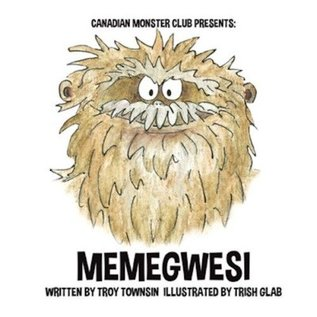 Canadian Monster Club Books by Jennifer Harrison