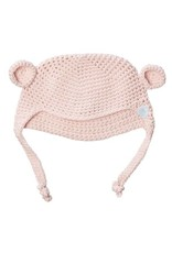 Beba Bean Crochet Bear Toque by Beba Bean