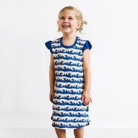 Parade Organic Cotton Toddler T-shirt Swing Dress by Parade