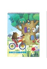 Eeboo Sketch Book by Eeboo