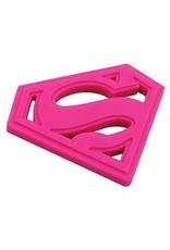 Bumkins Superhero Silicone Teether by Bumkins