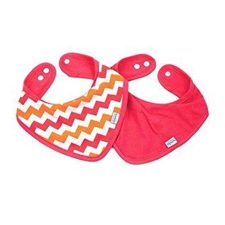 Bumkins 2-Pack Waterproof Bandana Bib by Bumkins