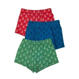 Frugi Organic Cotton Boys Underwear 3-Pack by Frugi