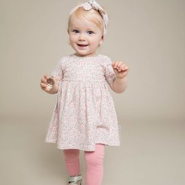 WHEAT KIDS Little Girls Organic Cotton Nova Dress by Wheat Kids