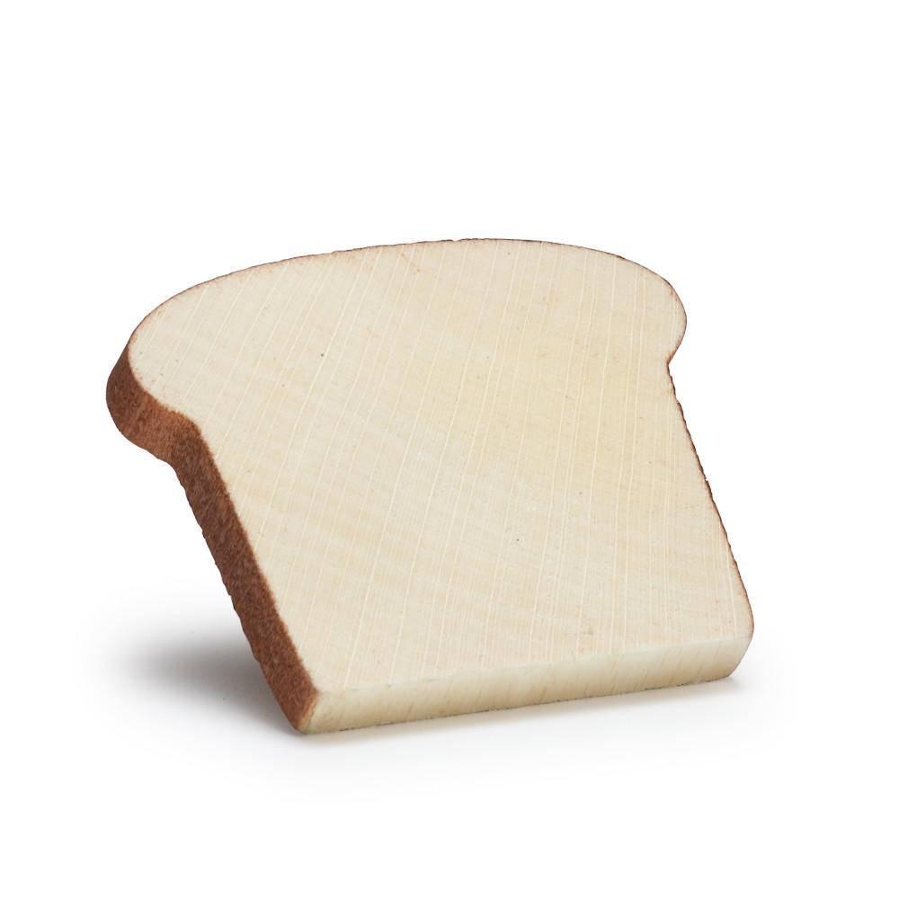 Erzi Wooden Toy Food (Eggs & Bread)~