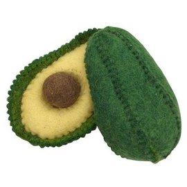 Papoose Wool Felt Fruit Play Food ~
