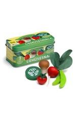 Erzi Wooden Toy Food, Mixed Produce