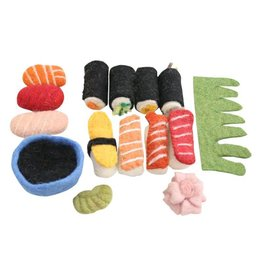 Papoose Wool Felt Play Food Sets by Papoose