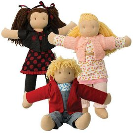 Peppa Waldorf Dolls by Peppa