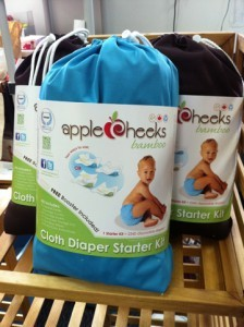 AppleCheeks AppleCheeks Diaper Kits