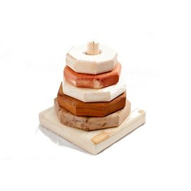 Toymaker Wooden Stacker (Made in Canada) by Toymaker