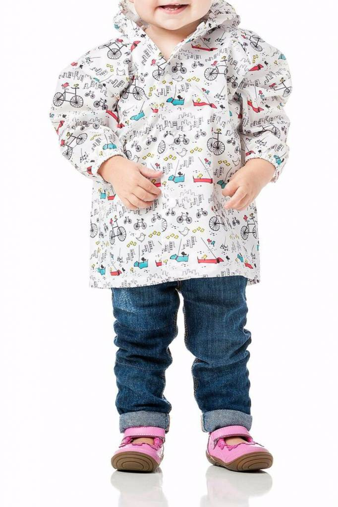 1f432b8eb Lightweight Rain Jacket by Bumkins at Abby Sprouts Eco-friendly Baby ...