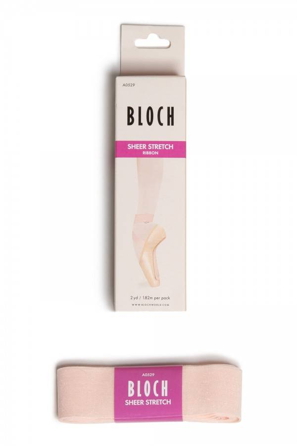 Bloch Bloch Sheer Stretch Ribbon A0529