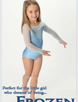 BP Designs Frozen Dance Leo