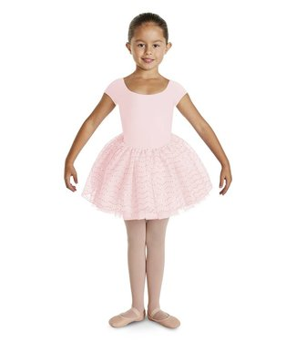Bloch Bloch Cap Sleeve Tutu Leotard CL2912