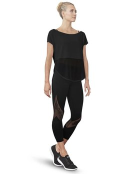 Bloch Bloch Mesh Panel 7/8 Leggings FP5149