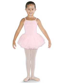 Bloch Bloch Butterfly Bow Back Tutu Leotard CL3567