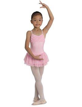 Danshuz Danznmotion Cami Glitter  Yoke Dress 2714C