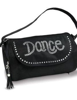Danshuz Danznmotion Rhinestone Dance Duffel B840