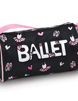 Danshuz DANSHUZ TUTU AND POINTE SHOE DUFFEL B967