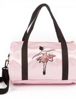 Dasha Designs Dasha Designs Girls Sequin Ballerina Duffle 4908