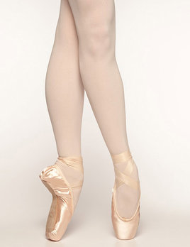 Suffolk Pointe Suffolk Solo Prequel Pointe Shoe