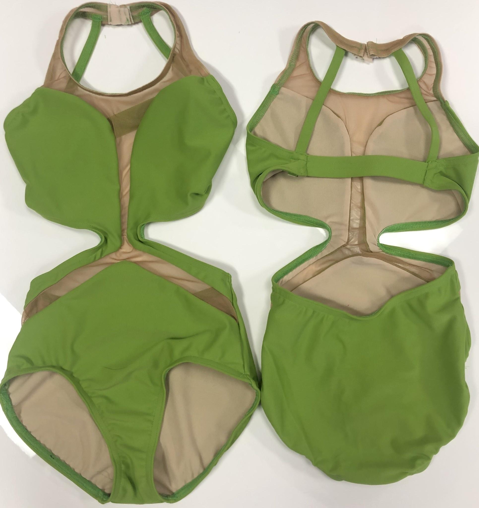 BP Designs Moss Michelle Leotard