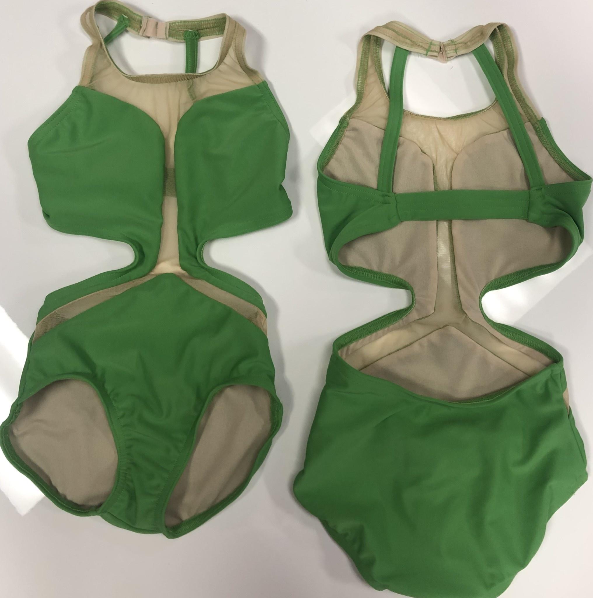 BP Designs Clover Michelle Leotard