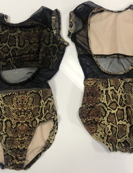BP Designs Renee Snake Leotard