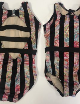 BP Designs Roxy Stripe Leotard