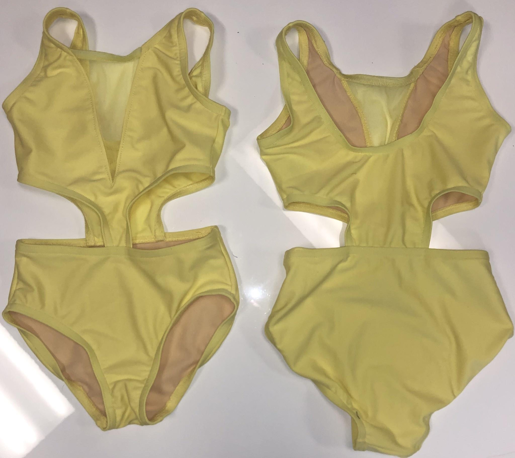 BP Designs Lemon Trixie Leotard BP Designs