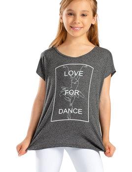 So Danca So Danca Love For Dance Tank Top