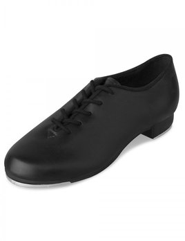 Leos Dancewear Leos Full Sole Lace Up Youth Jazz Tap Shoe