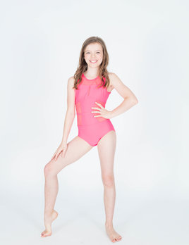 BP Designs Demi Coral Leotard BP Designs