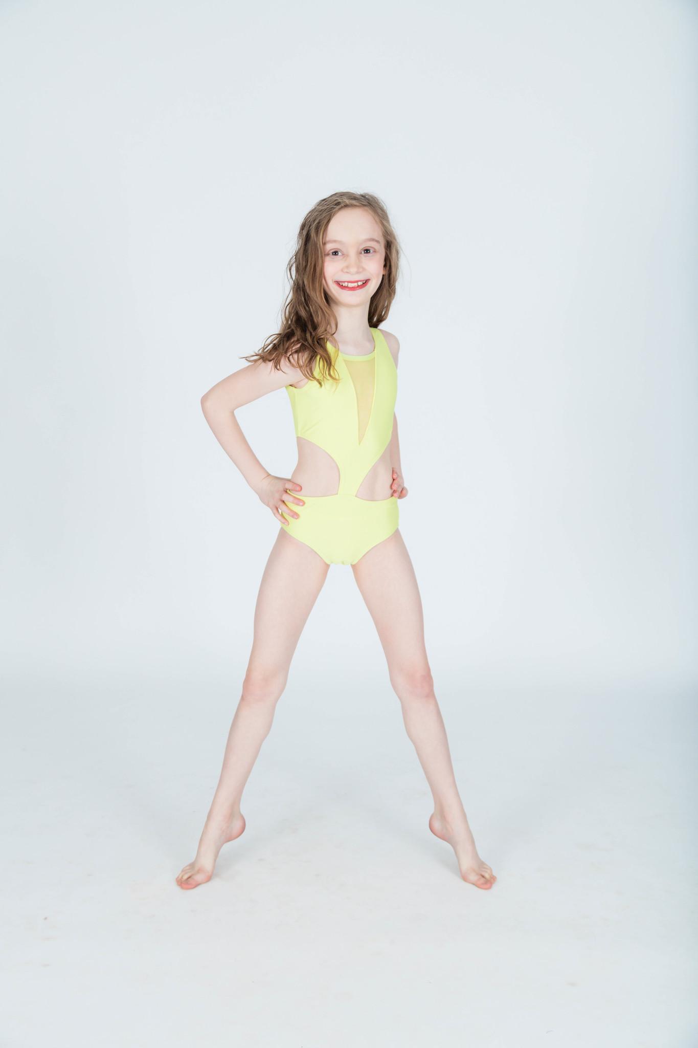 BP Designs Lemon Trixie Leotard 73342 BP Designs