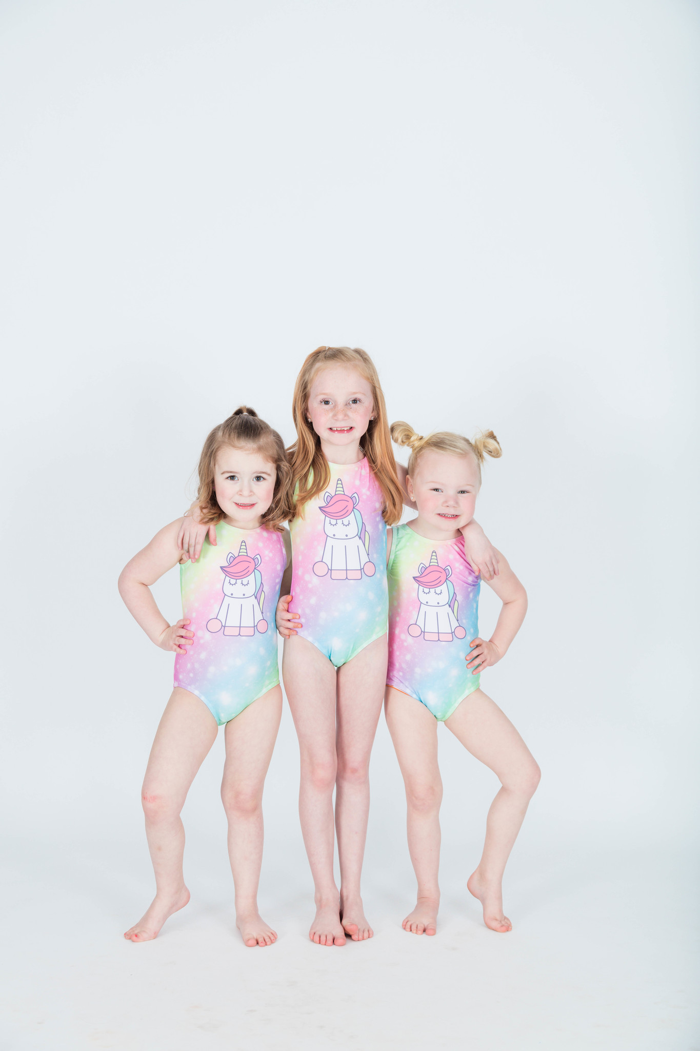 BP Designs Sleepy Unicorn Leotard