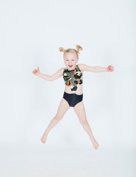BP Designs Camo Trixie Leotard 73342 BP Designs