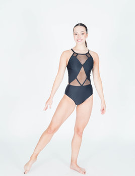 BP Designs Cassie Black Leotard BP Designs