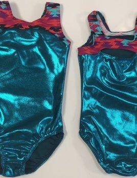 BP Designs Tribal Magnolia Gym Leo BP Designs