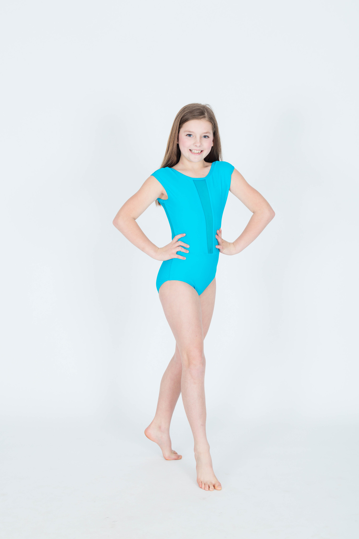 22a7ba2b5d1e Tropical Caroline Leotard 33605 - Black and Pink Dance Supplies, Tulsa