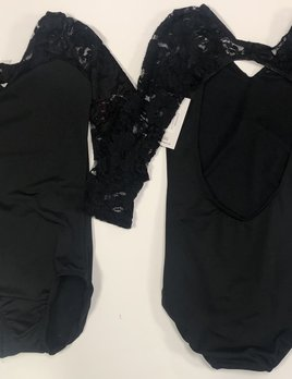 BP Designs Black Lace Amelia Leo BP Designs