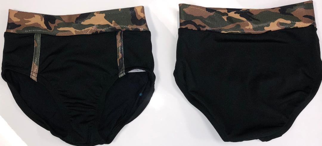 BP Designs Kimmie Camo Brief BP Designs