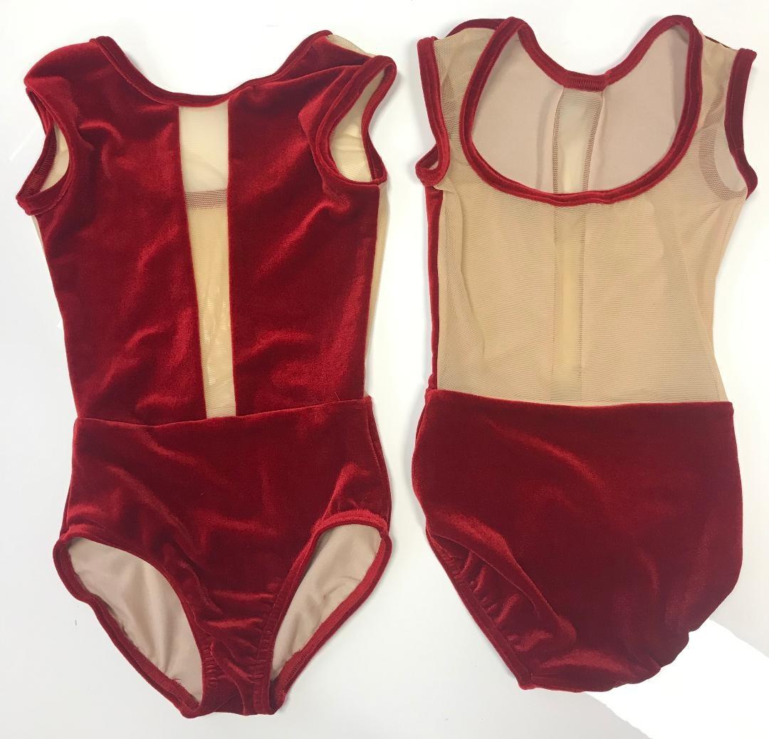 BP Designs Red Velvet Caroline Leo BP Designs