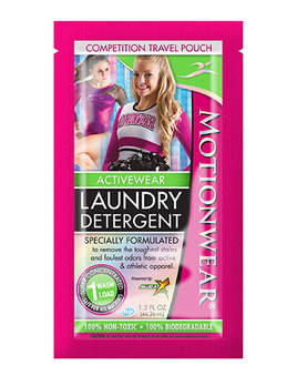 Motionwear Motionwear Laundry Detergent Packets 9117