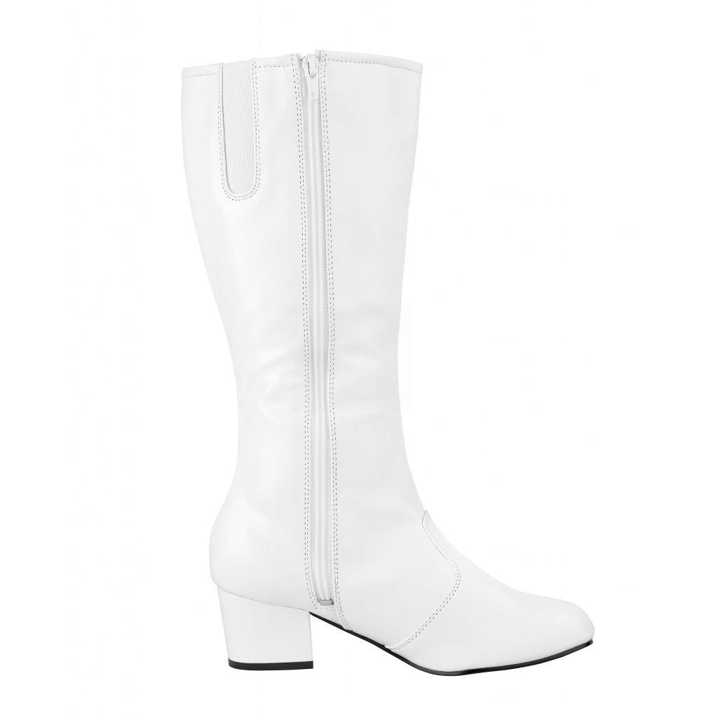 Ping White Boots